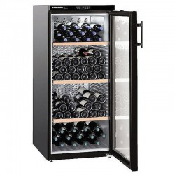 Liebherr built-in WKB3212 glass wine cellar 164 bottles