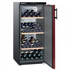 Liebherr WK161 no glass wine cellar 164 bottles