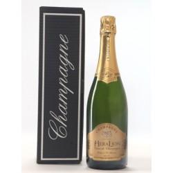 HeraLion блеск золота шампанское брют резерв