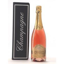 HeraLion шампанское желание розовое брют