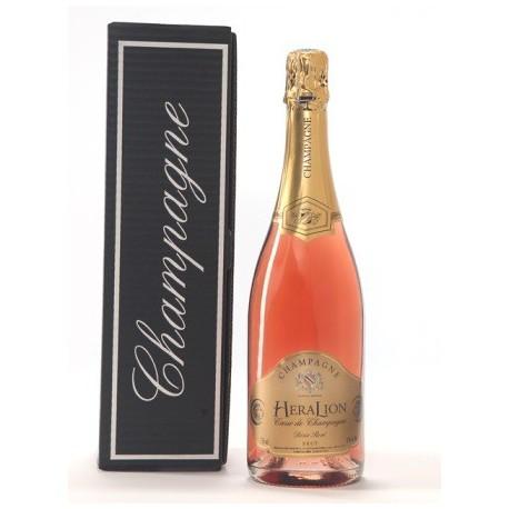 Champagne HeraLion desire Rosé Brut