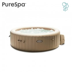 Spa Gonflable Intex Sahara Energie 4 Places