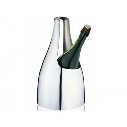 Balde grande Tânia OA 1710 estanho polido de champanhe
