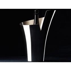 Balde de Champagne Cooler flor OA1710