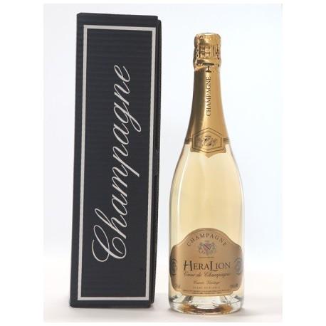 HeraLion de champagne Grand Vintage Blanc de Blanc