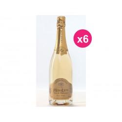 خمر الشمبانيا الكبرى أبيض اللون الأبيض (مربع 6) هيراليون